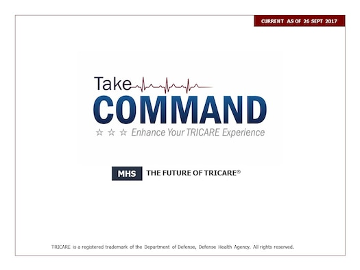 Changes coming to TRICARE