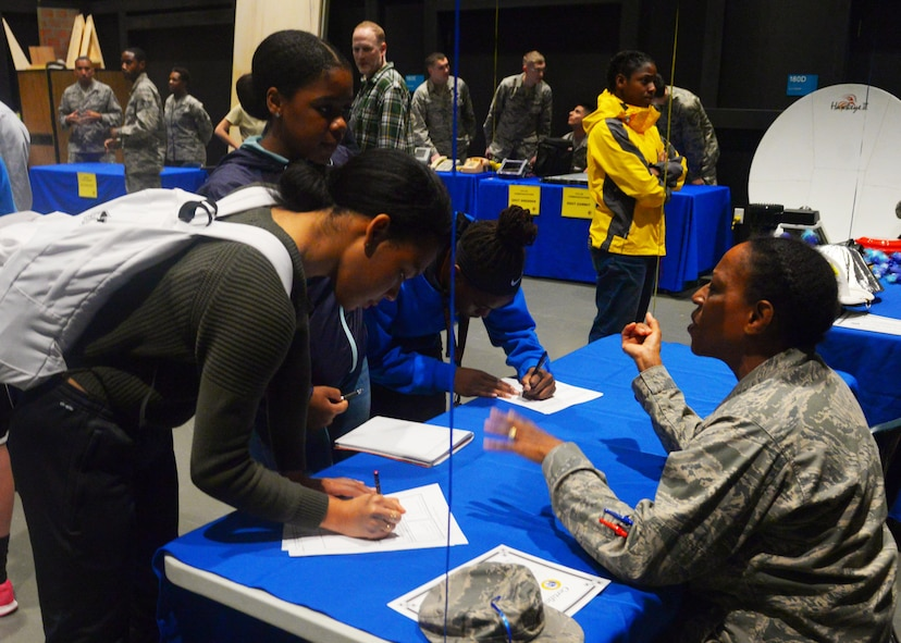 Yokota High School College and Career Fair