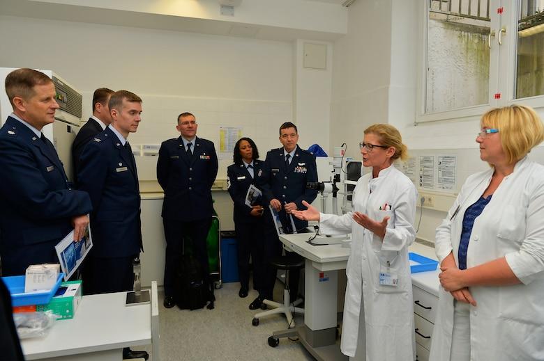 Landstuhl Regional Medical Center Emergency Room