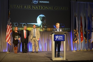 UTANG receives military stewardship award from NAC