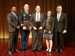 Army Reserve Honored with Federal Energy Management Program Awards