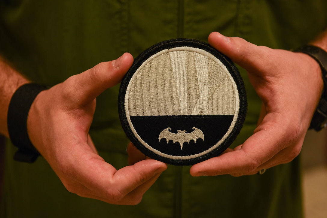 9th Bomb Squadron recognizes Top Bat