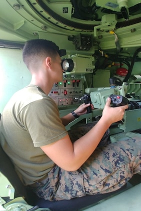 Program office begins fielding upgraded LAV Anti-Tank Weapon System to Marines