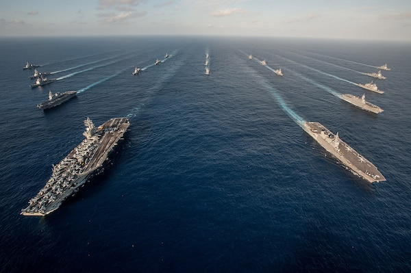 U.S. Navy, Japan Maritime Self-Defense Force to conduct Annual Exercise