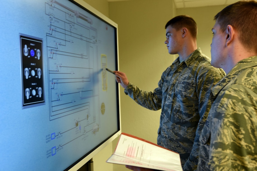 364th Training Squadron revamps hydraulics course