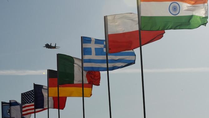 Blue Flag 17