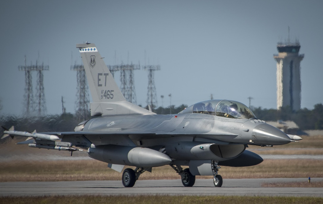 Fighting Falcon ops