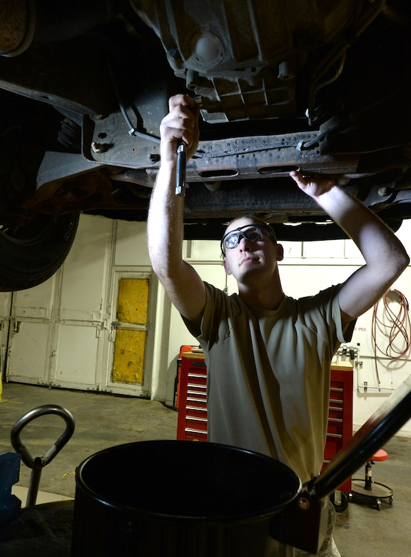 New process improves vehicle maintenance turnaround time