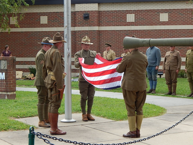 80th Division Veterans Association Marks 100 Years of Service