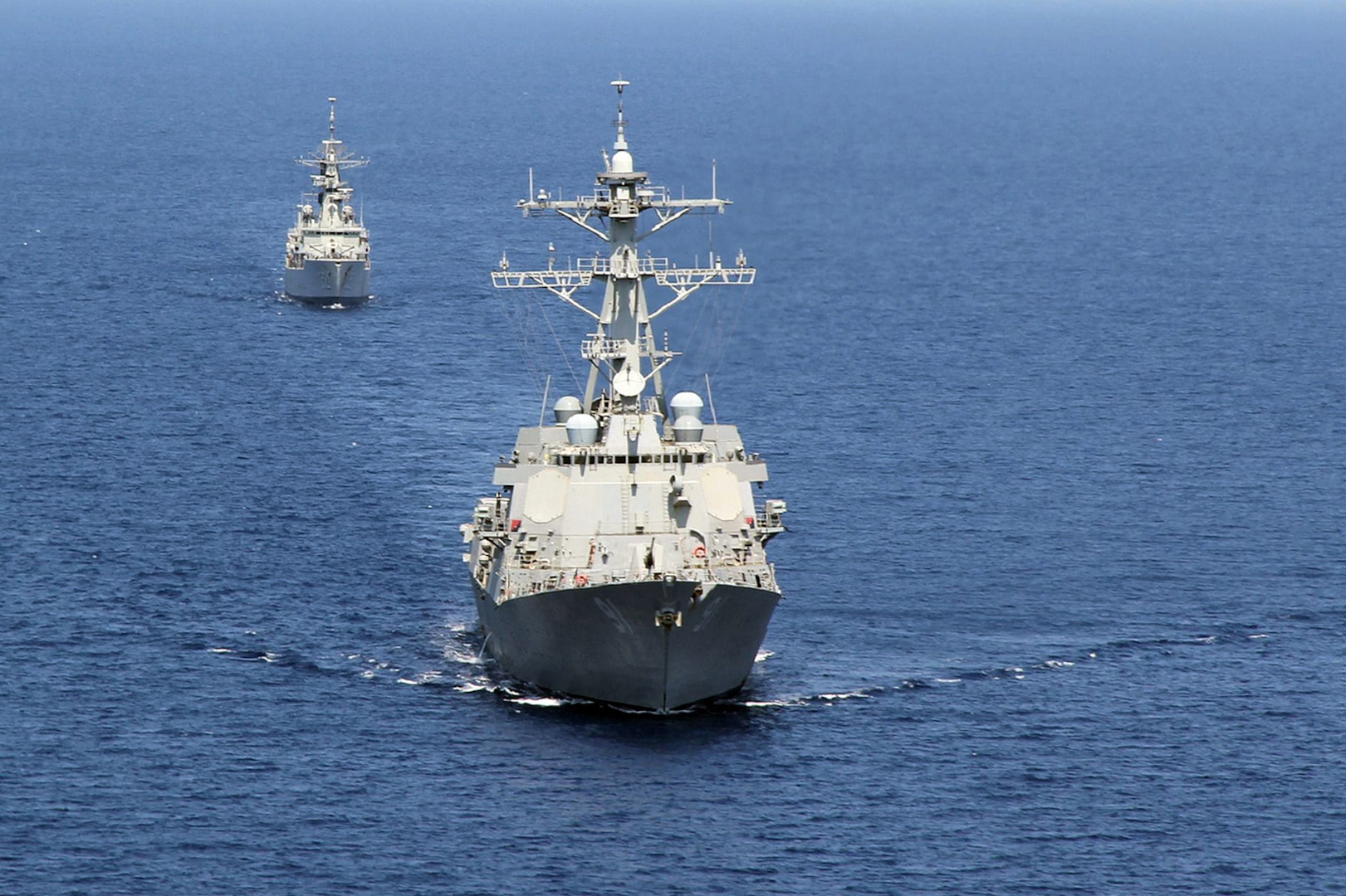 USS Pinckney to participate in ASEAN International Fleet Review