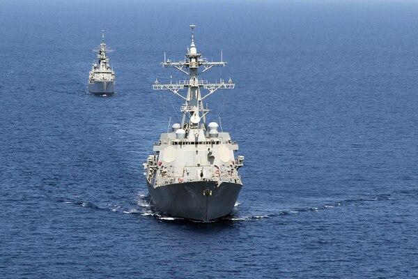USS Pinckney to participate in ASEAN International Fleet Review