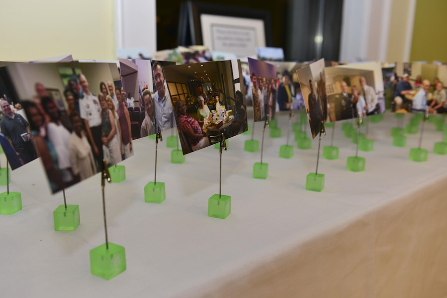 "Fort Eustis' Survivor Outreach Services hosted a ""Thanks for Giving"" event to let Gold Star families know their sacrifice is not forgotten."