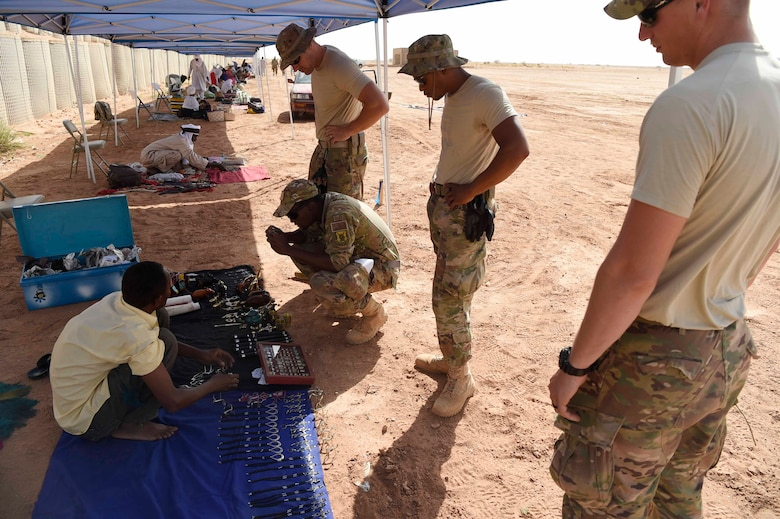 724th EABS Services provides morale, welfare and readiness in a deployed environment