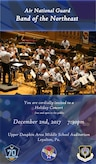 ANG Band of the Northeast Holiday Concert 2017