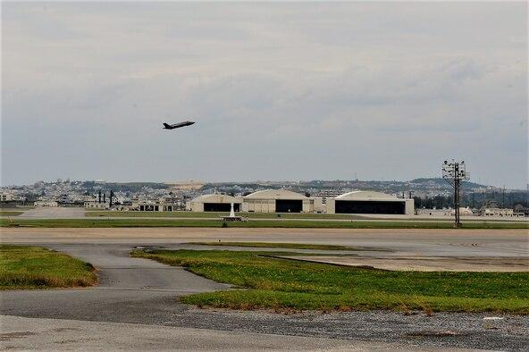 F-35 AT Kadena