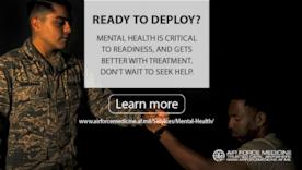 Mental health readiness