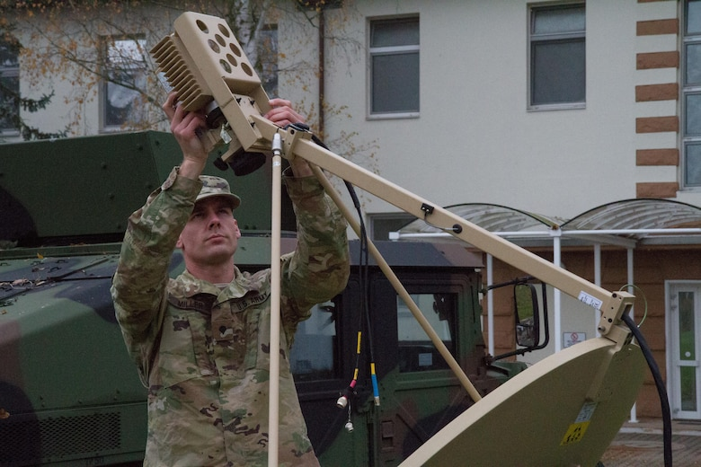 U.S. Army Reserve Soldiers exercise civil-military operations in austere environment
