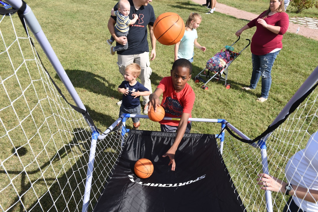 126th Air Refueling Wing's Family Day at Scott Air Force Base