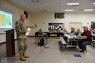 Phoenix Recruiting Battalion hosts Army Reserve leadership at R2PC