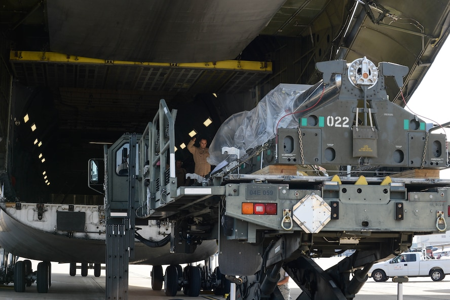 Newest bomber technology makes history