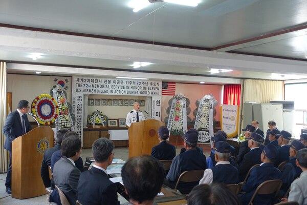 Namhae memorial, a legacy of humanity