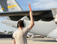 Joint Base Charleston's efforts are helping aid the search and rescue of the A.R.A. San Juan