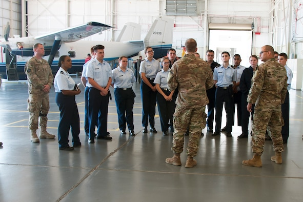 Combat aviation advisors respond to questions about their unique training experiences