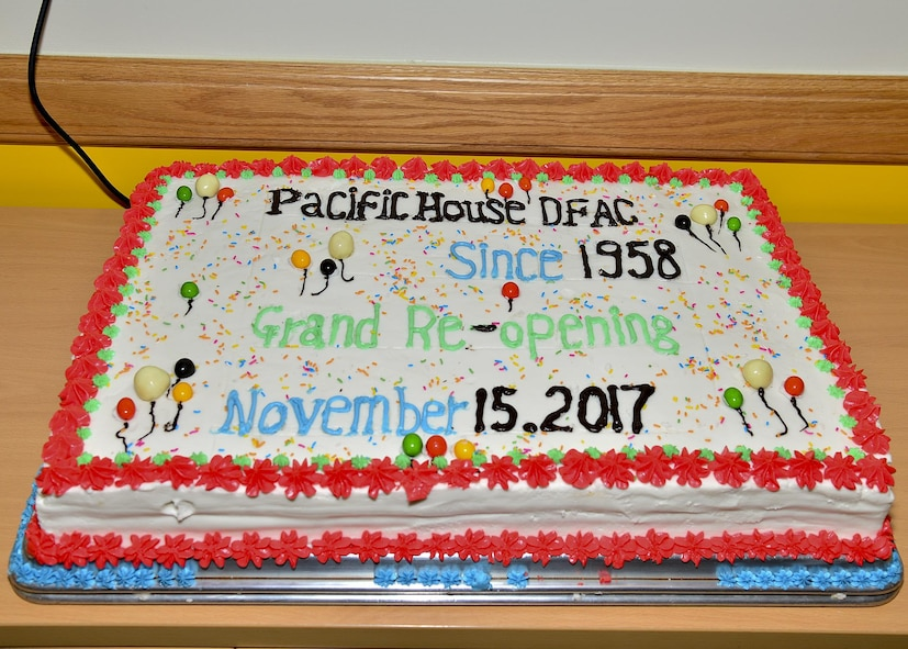 Pacific House Dining Facility reopens