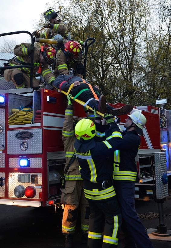 Speicher Emergency Response Exercise