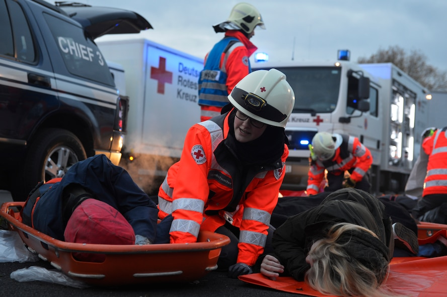 Speicher Emergency Response Exercise