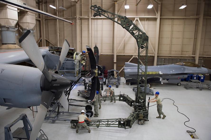 C-130J Hands-on training