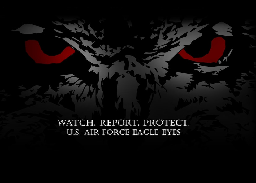 Eagle Eyes encourages people to familiarize themselves with the categories of suspicious behavior and provides them with a network of local, 24-hour phone numbers to call if someone witnesses possible threats.