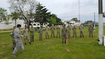 571st MSAS conducts joint training with Uruguay