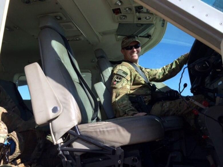 Renegar earns Bronze Star, Air Medal