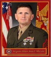 Sergeant Major, Marine Fighter Attack Squadron 112