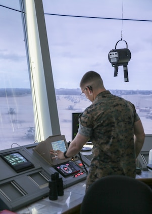 Qualified: ATC Marines become facility rated at MCAS Miramar