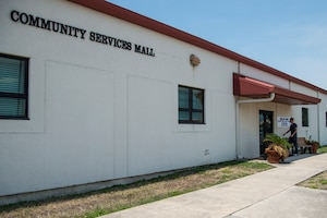 The Community Services Mall, located in building 895 on J Street West at JBSA-Randolph, houses arts and crafts; information, tickets and travel; and outdoor recreation.