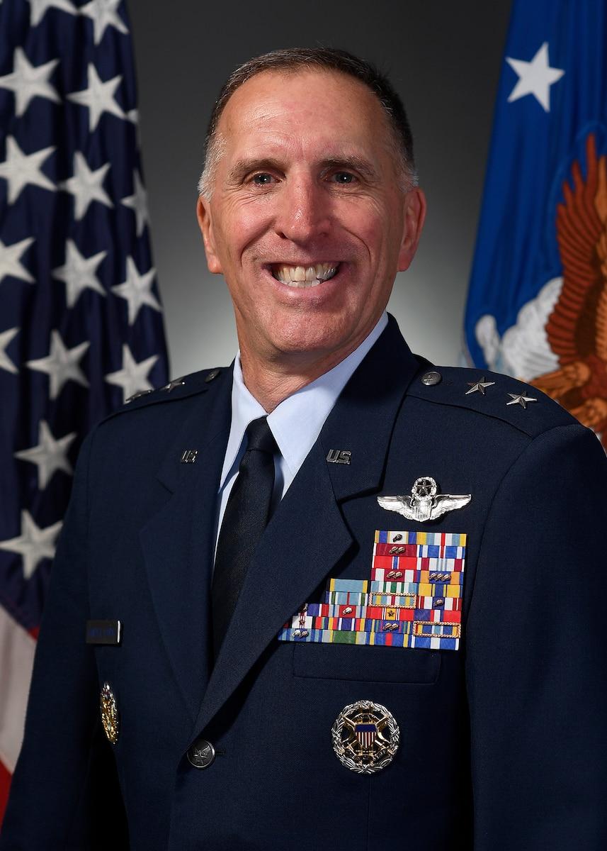 Maj. Gen Scott Vander-Hamm