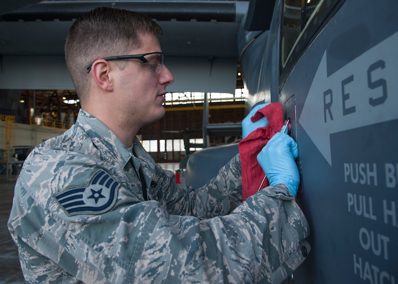 Staff Sgt. Justin Rosner, 58th Aircraft Maintenance Squadron, was selected by his leadership for the Kirtland Warrior spotlight.