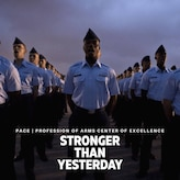 "Quote of the Day: ""Stronger than Yesterday"""