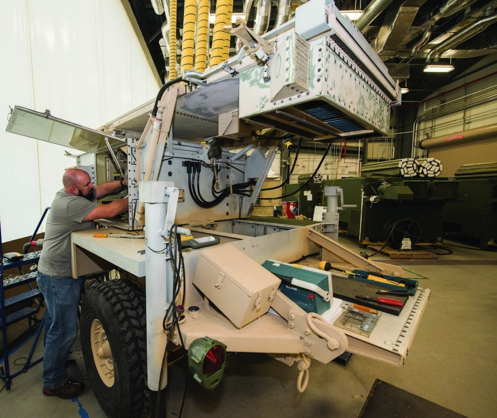 Tobyhanna offers array of Firefinder services to foreign customers