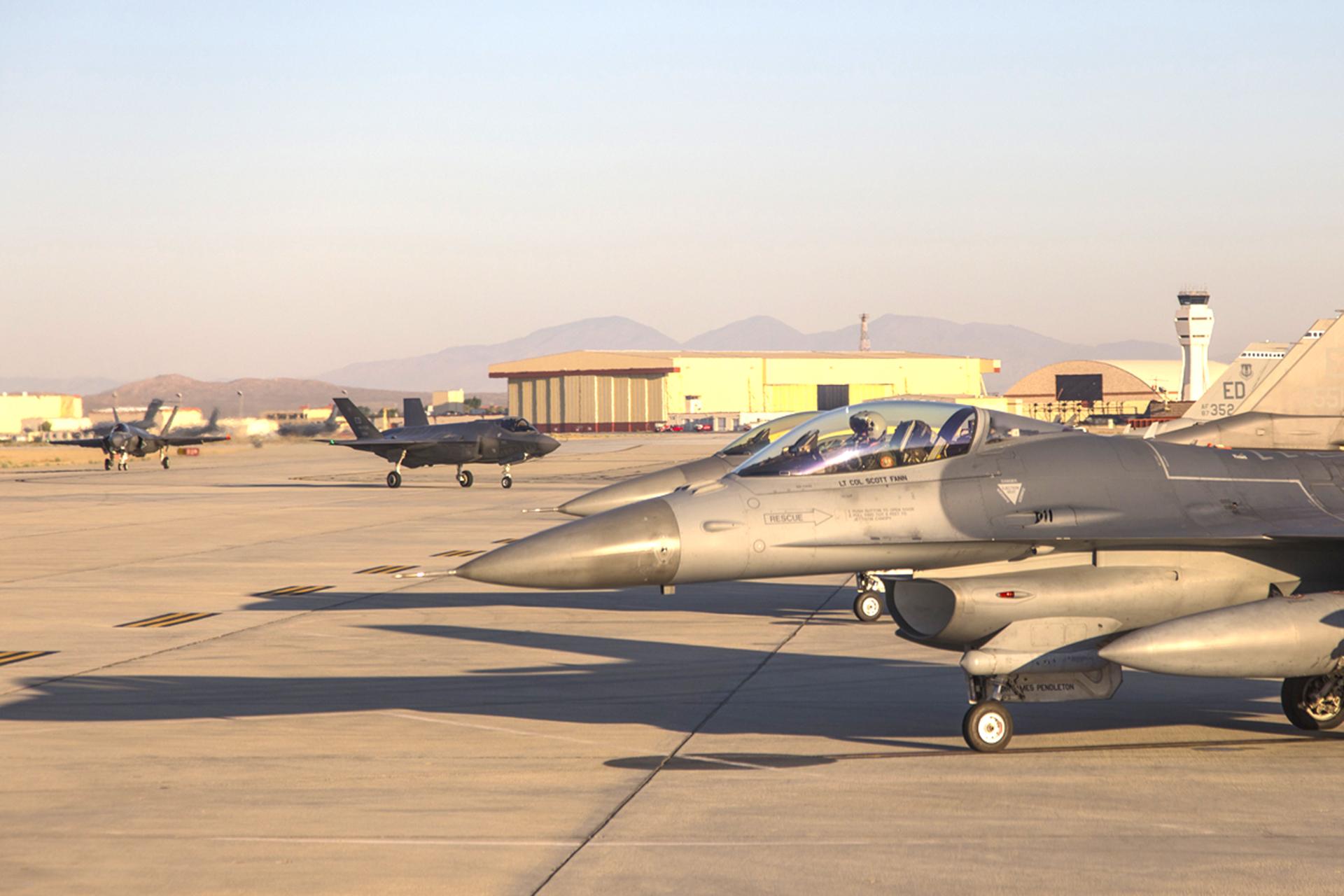 Travis Air Force Base Tours