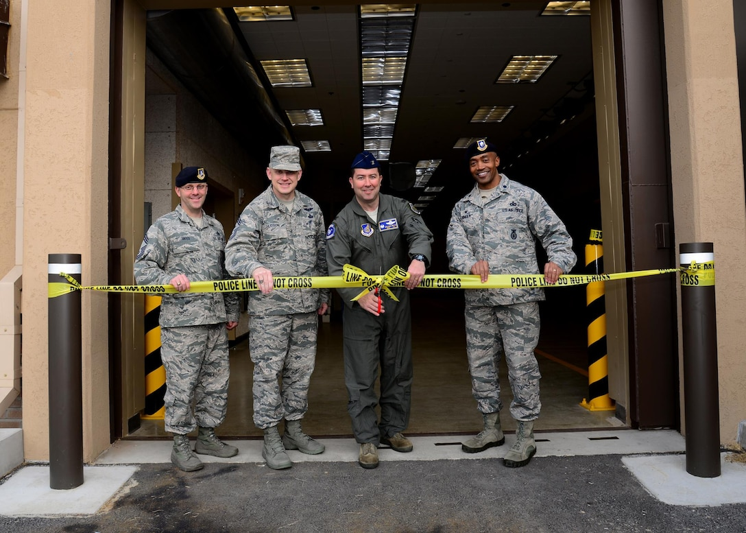 New Combat Arms Facility is Open for Business