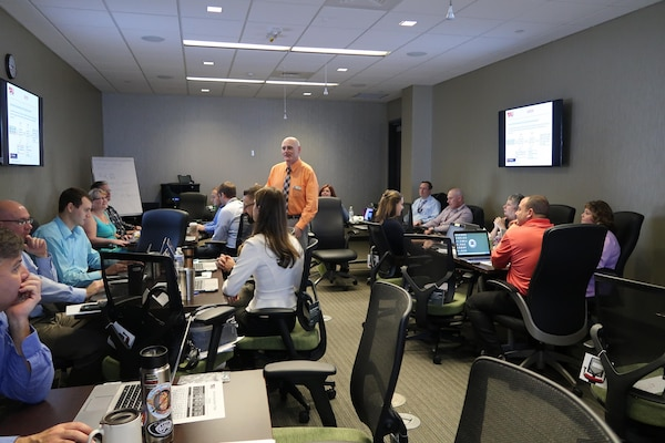 Distribution Acquisition Operations hones skills with Services Acquisition Workshop