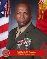 Sergeant Major Jonathan D. Borders