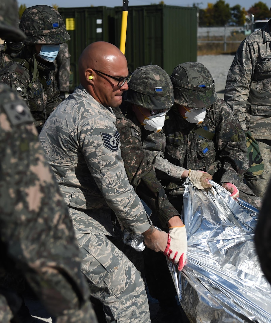 U.S., South Korean alliance reinforced as Airmen train for wartime contingency