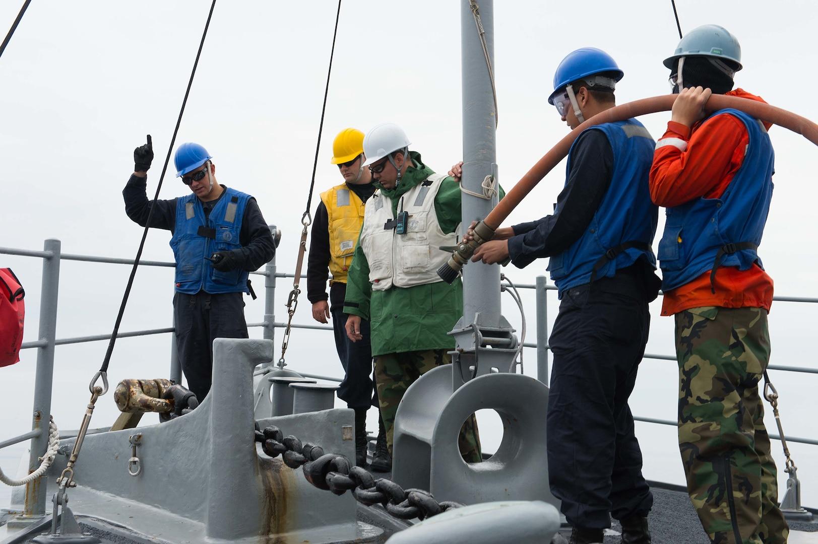 U.S.-Japan Complete 3JA Exercise