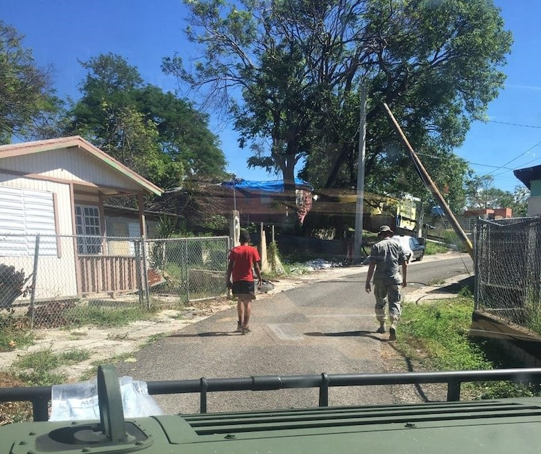 Hurricane Maria Relief