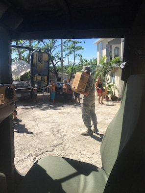Hurricane Maria Relief