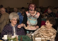 Minot AFB hosts annual Thanksgiving Day of Love